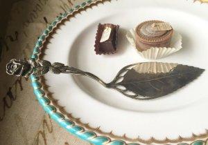 画像5: 銀 薔薇のケーキサーバー