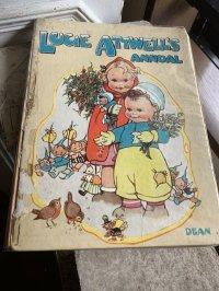 イギリスヴィンテージ ルーシーアトウェルのアニュアル 絵本